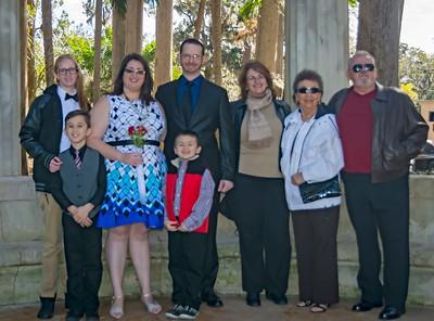 Leah's family