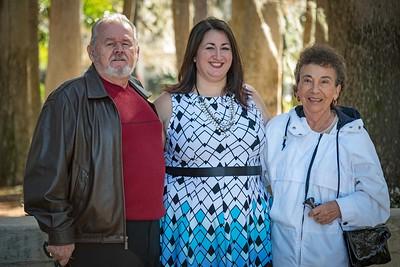 Leah & grandparents