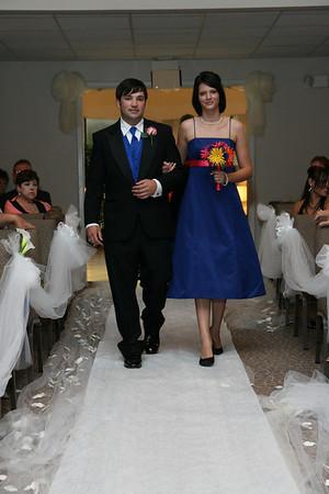 Chris and Lindsay wedding
