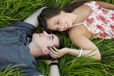 Chris and Mallory's Engagement Session