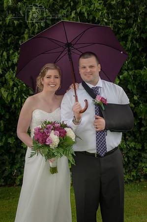 Chris and Rachel Wedding