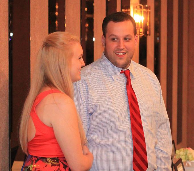 Michelle and Jon