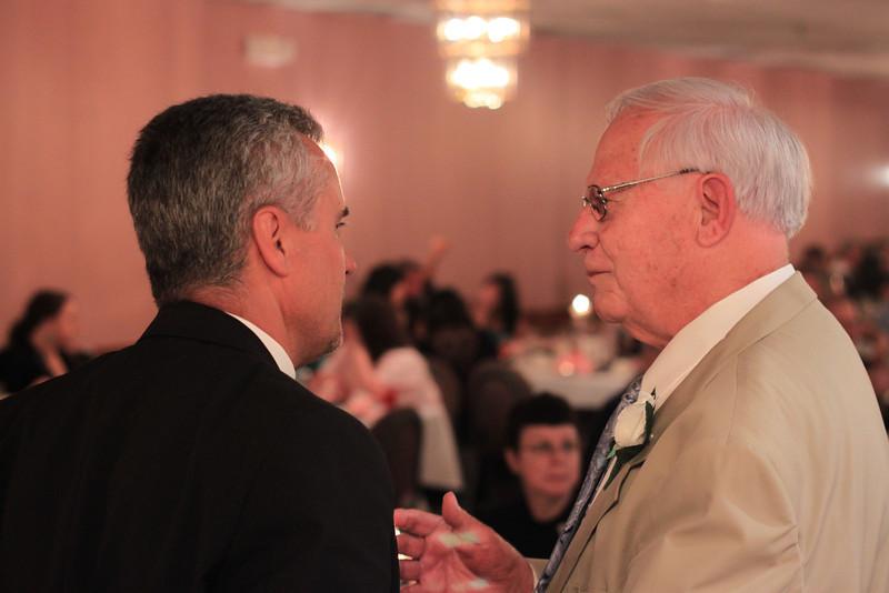 Steve Kundl and Ron Bowser