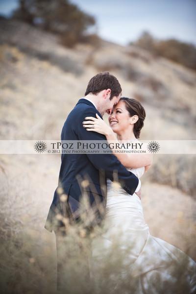 Chris+Kate - Desert Shoot