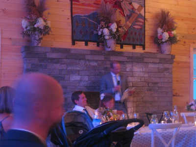 Chrissy and Carter's Wedding 8.22.15 Camp Birch Hill