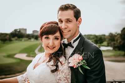 Christa + Johnny // Wedding Reception