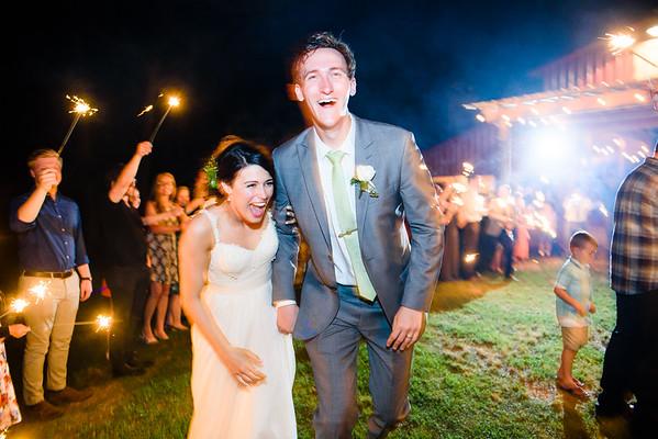 Christian and Courtney Wedding