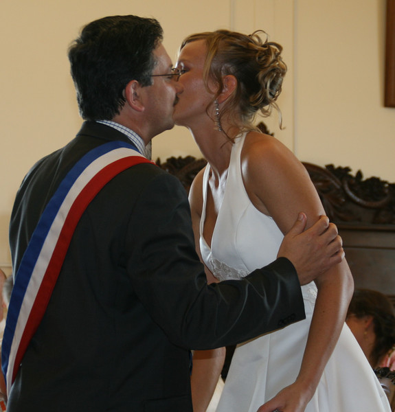 le Maire kust de mooie bruid