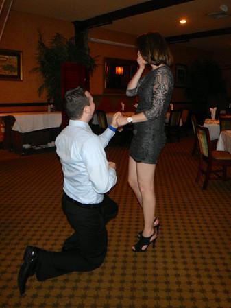 Christian & Danielle Engagement