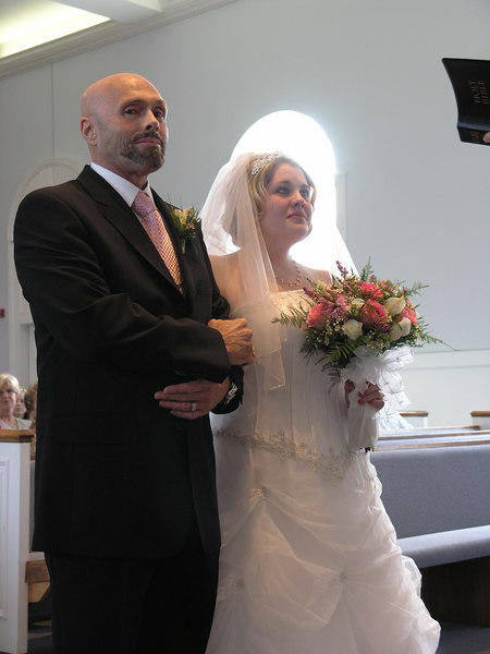 The Wedding of Christin & Ron  - March 3, 2007