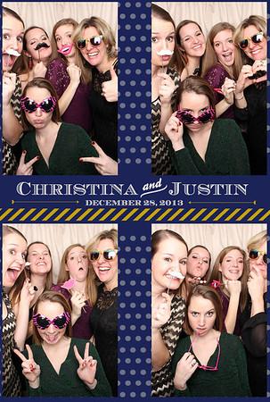 Christina & Justin 12-28-13