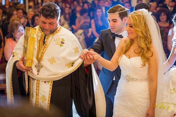 Christina & Niko's Wedding Ceremony