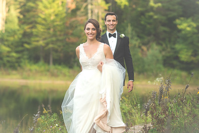 Christina & Rick : Lake Placid, NY