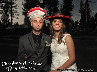 Christina & Shane's  Individual Photos
