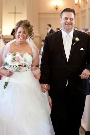 Christina and Daniel Ceremony