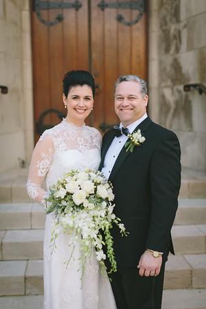 Christina and Stuart