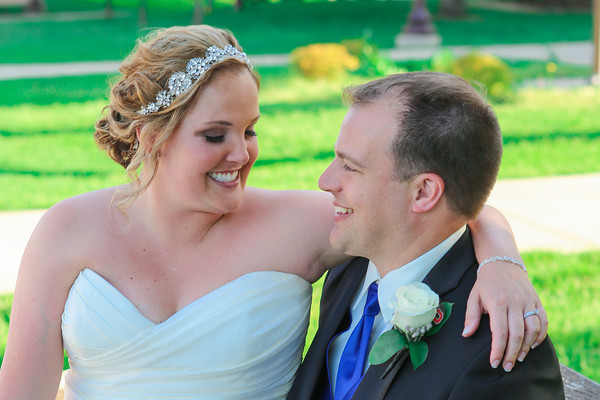 Christine + Barry = Married!     Indianapolis, IN