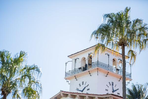 Christine & Joe | Santa Barbara Wedding