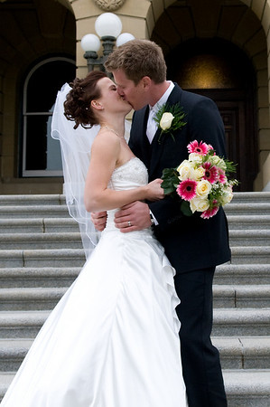 Christine-Mark Wedding 2009