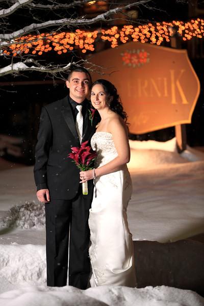 Christine + Matt