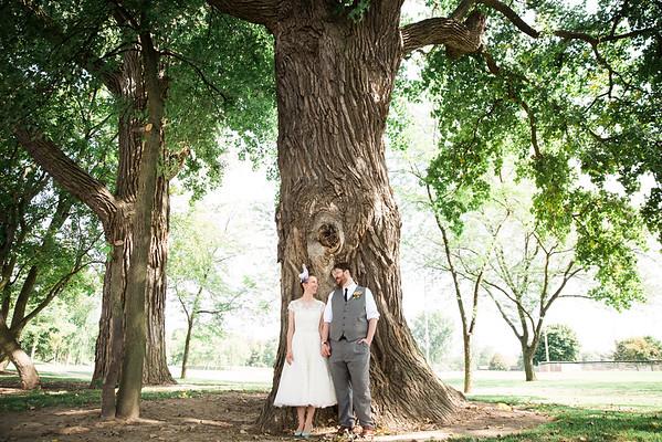 Christine + Matt Wedding