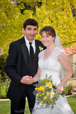 Christine and Andrej