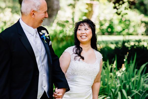 Christine and Dave's Wedding