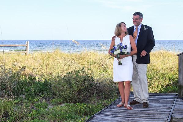 Christine and Doug Ahern Wedding