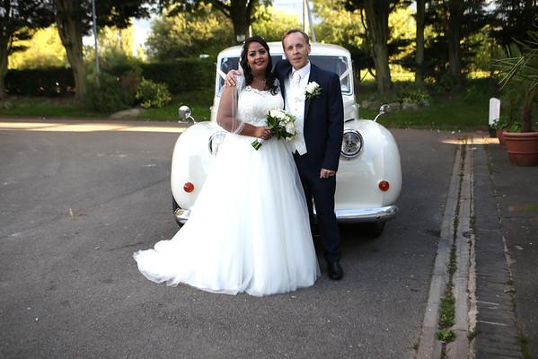 Christine and Paul
