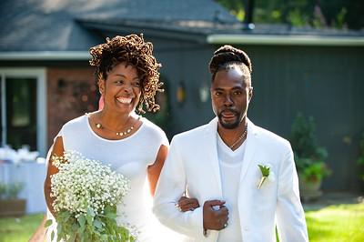 Christopher Massey & Robyn Massey Celebration of Marriage 8-10-18 by Jon Strayhorn