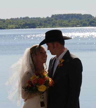 Chuck And Sara's Wedding