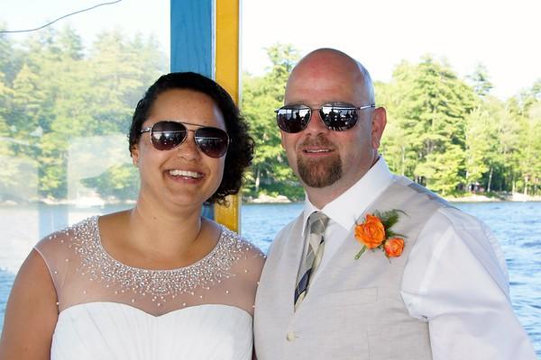 Chuck & April Allen Wedding 8-13-2017