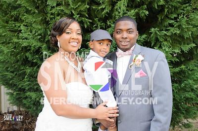 Cindy + Cam Wedding