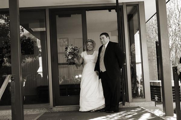 Cindy Winward Wedding