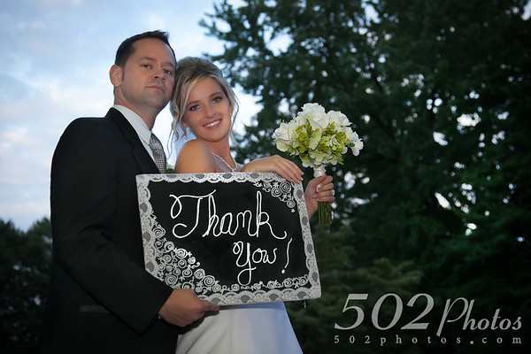 Cindy & Matt Schaffner Wedding