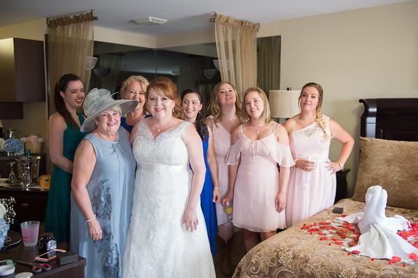 Claire + Darrell - High River Alberta Wedding