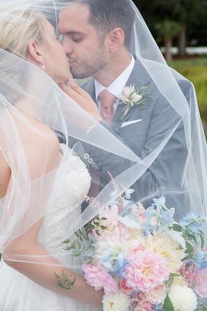 Claire + Eliseo Wedding