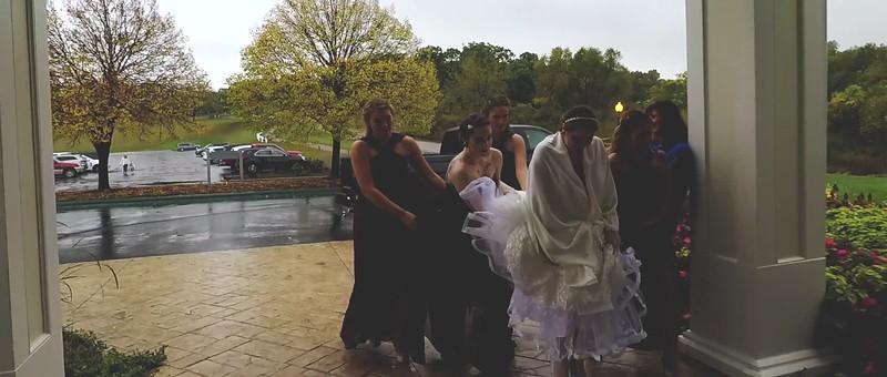 Cinematic Wedding Day Story