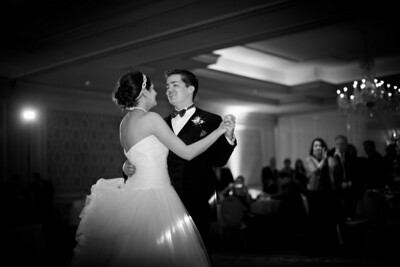 Reception 1 - Toasts, Dances, Cake