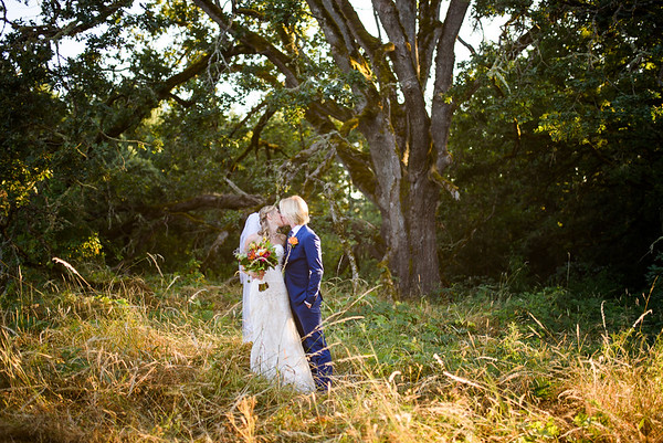 Clark and Erika Wedding