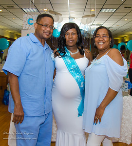 Claudia & Joshua's Baby Shower