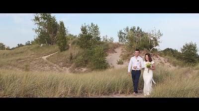 Edited Wedding Video