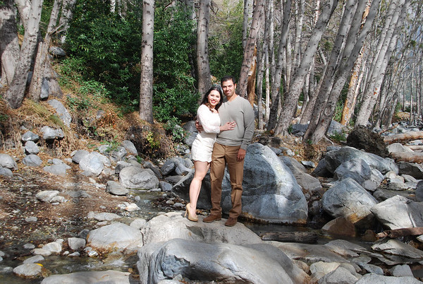 Claudia and Daryl