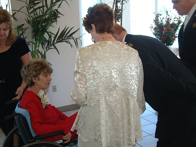 Clayton & Cheryl's Wedding