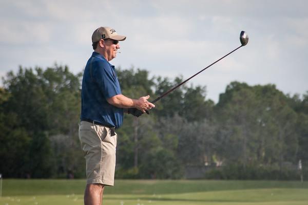 Clayton Wedding Golf