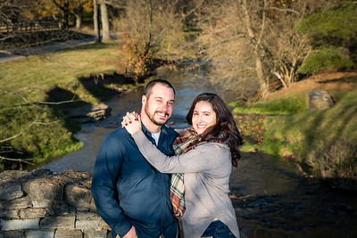 Alyssa & Brandon at Shadwell Farm, 11.26.17.