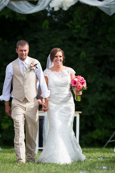Ashley & Jared's wedding day at the Cardome Center Barn 6.07.14.
