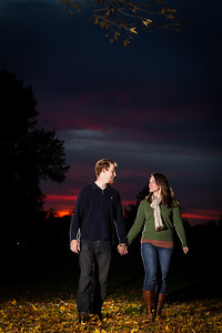 Brittany & Matt engagements at Keeneland 10.23.2012