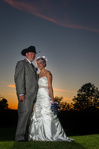 Claire & Dustin's wedding day in Jessamine County, Ky. 6.14.14.