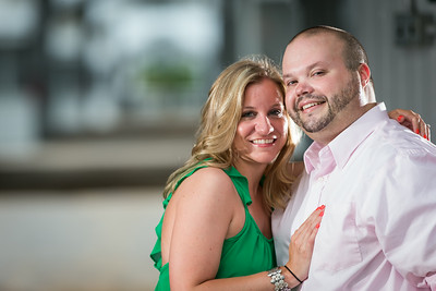 Erin & Shane's engagements at Keeneland 6.30.14.